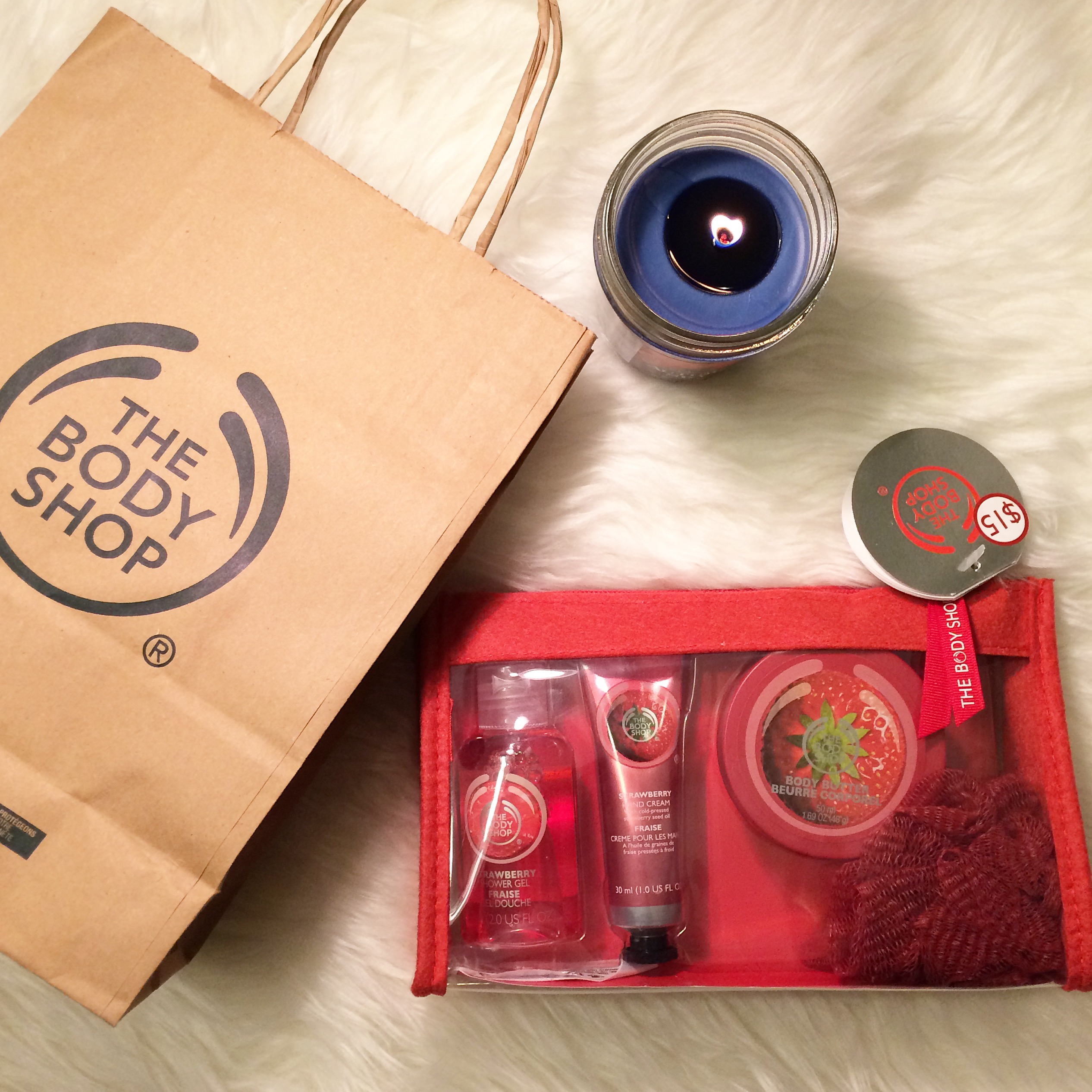 Christmas Gift Sets Body Shop.Great Christmas Gift Idea The Body Shop Strawberry Beauty